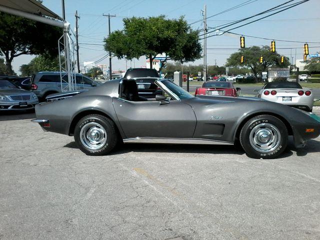 1973 Chevrolet Corvette Stingray 350 San Antonio, Texas 3