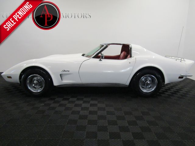 1973 Chevrolet Corvette AUTO AC PS PB