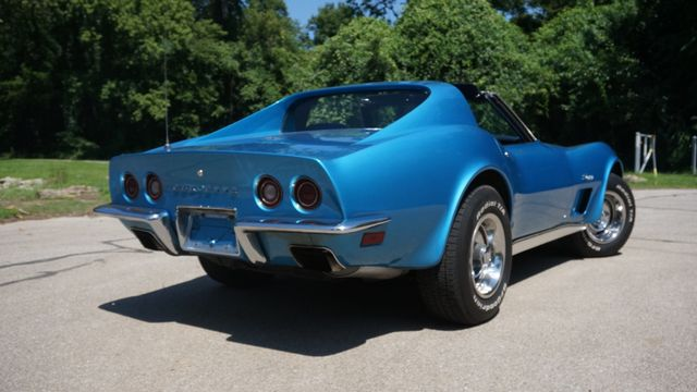 1973 Chevrolet CORVETTE  STINGRAY Valley Park, Missouri 11
