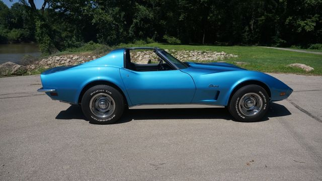 1973 Chevrolet CORVETTE  STINGRAY Valley Park, Missouri 8