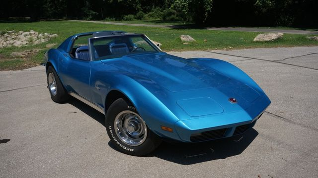 1973 Chevrolet CORVETTE  STINGRAY Valley Park, Missouri 7