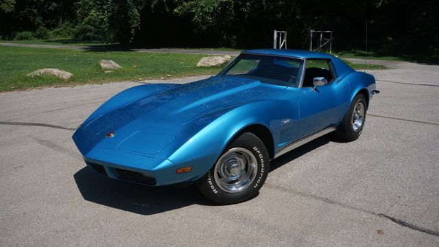 1973 Chevrolet CORVETTE  STINGRAY Valley Park, Missouri