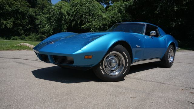 1973 Chevrolet CORVETTE  STINGRAY Valley Park, Missouri 1