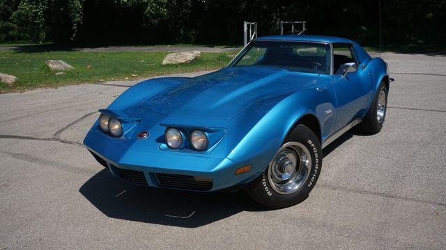 1973 Chevrolet CORVETTE  STINGRAY Valley Park, Missouri 2