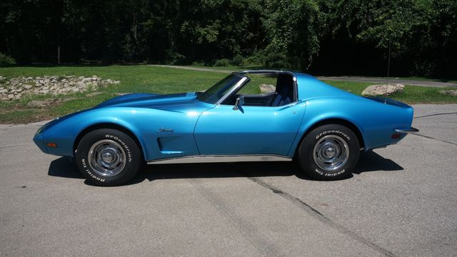 1973 Chevrolet CORVETTE  STINGRAY Valley Park, Missouri 9