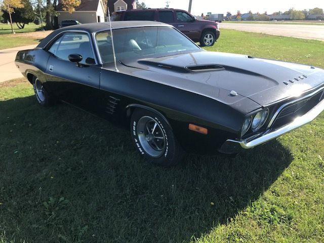 1973 Dodge Challenger Ralleye
