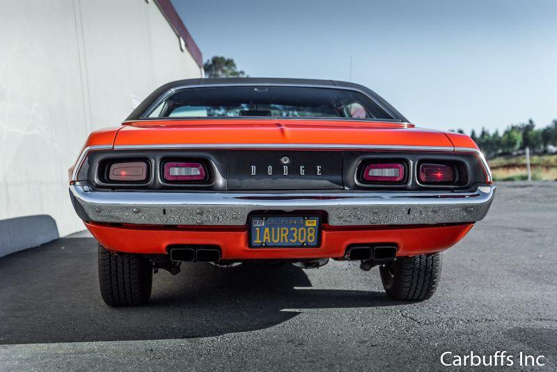1973 Dodge Challenger Rallye    Concord, CA   Carbuffs in Concord, CA