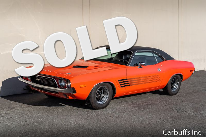 1973 Dodge Challenger Rallye  | Concord, CA | Carbuffs