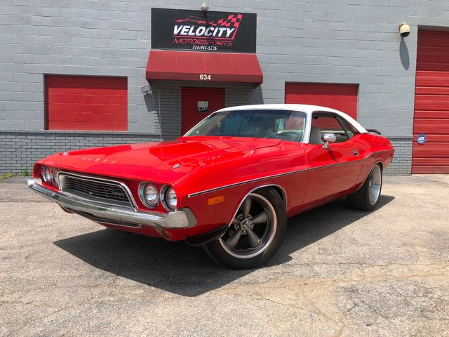 1973 Dodge CHALLENGER PRO TOURING