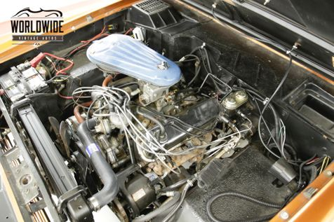 1973 Ford BRONCO UNCUT 302 V8 4X4    Denver, CO   Worldwide Vintage Autos in Denver, CO