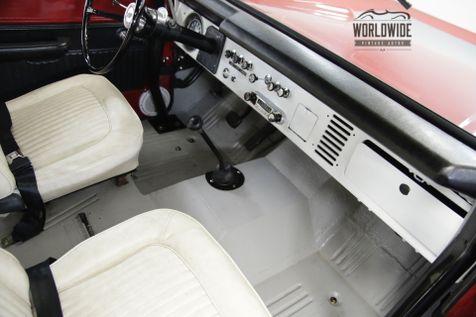 1973 Ford BRONCO RESTORED. UNCUT! 351 V8! AUTO. PS. PB. | Denver, CO | Worldwide Vintage Autos in Denver, CO
