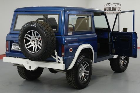 1973 Ford BRONCO RESTORED 302 V8 CUSTOM WHEELS 4x4 AUTO PS PB  | Denver, CO | Worldwide Vintage Autos in Denver, CO