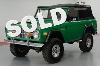 1973 Ford BRONCO SPORT. RESTORED. 302 V8! 4 SPEED! PS. 4x4. | Denver, CO | Worldwide Vintage Autos in Denver CO