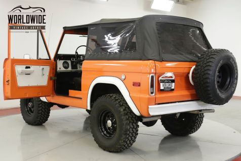 1973 Ford BRONCO V8 302 4X4 PS PB CONVERTIBLE AUTO | Denver, CO | Worldwide Vintage Autos in Denver, CO