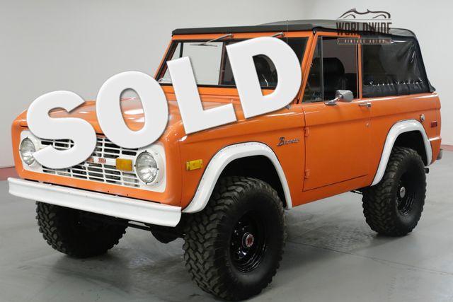 1973 Ford BRONCO in Denver CO