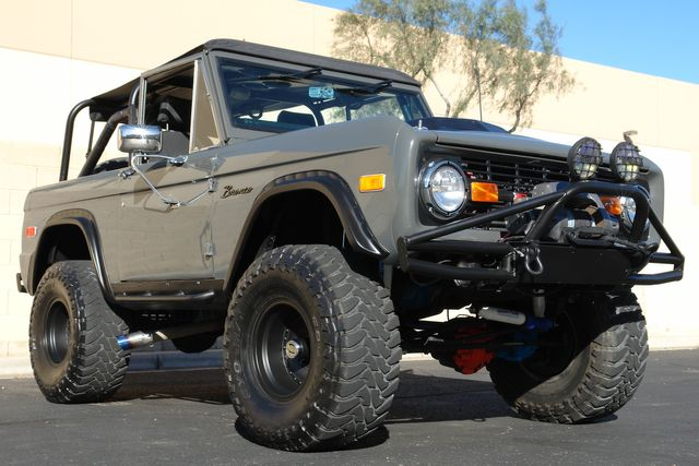 1973 Ford Bronco Phoenix, AZ 11
