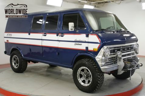 1973 Ford ECONOLINE PATHFINDER 4x4 CONVERSION! RARE COLLECTOR! (VIP) | Denver, CO | Worldwide Vintage Autos in Denver, CO