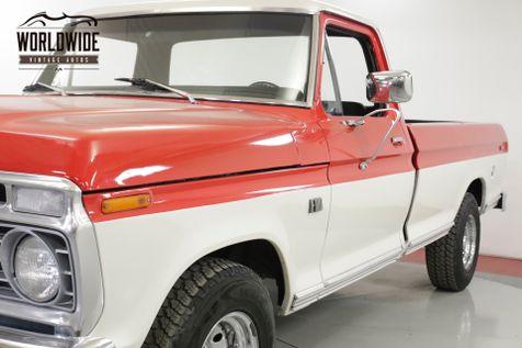 1973 Ford F100 302 V8 PS | Denver, CO | Worldwide Vintage Autos in Denver, CO
