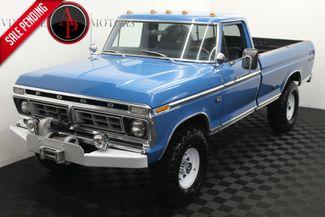"1973 Ford F250 460 V8 4X4 ""HI BOY"" WINCH in Statesville, NC 28677"
