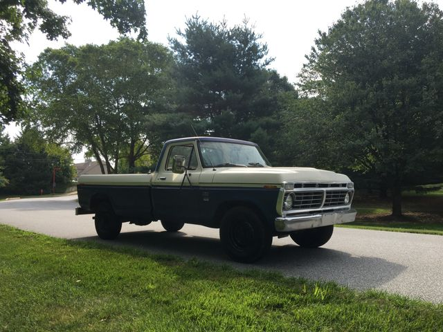 1973 Ford F350 Camper Special in West Chester, PA 19382