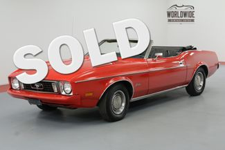 1973 Ford MUSTANG RARE CONVERTIBLE 351 V8 NEW PAINT MUST SEE | Denver, CO | Worldwide Vintage Autos in Denver CO