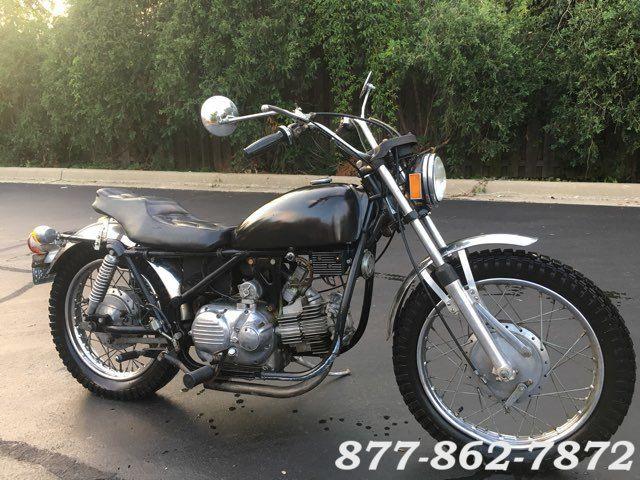 1973 Aermacchi Harley-Davidson SPRINT 350