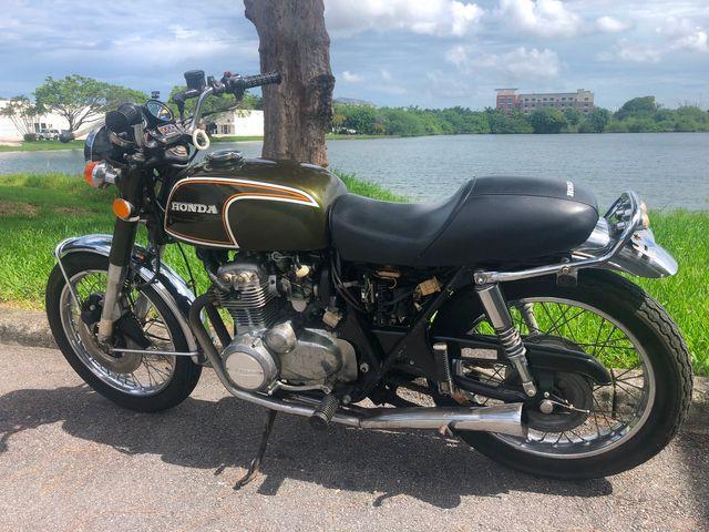 1973 Honda CB350F in Dania Beach , Florida 33004