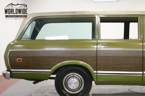 1973 International TRAVELALL TIME CAPSULE 61K ORIGINAL MI AC AUTO SCOUT | Denver, CO | Worldwide Vintage Autos in Denver, CO