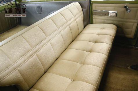 1973 International TRAVELALL TIME CAPSULE 61K ORIGINAL MI AC AUTO SCOUT | Denver, CO | Worldwide Vintage Autos in Denver, CO