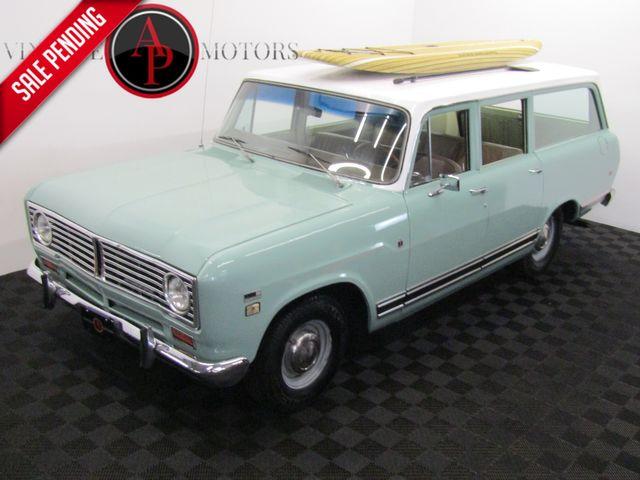 1972 International TRAVELALL ICE COLD AC V8 AUTO