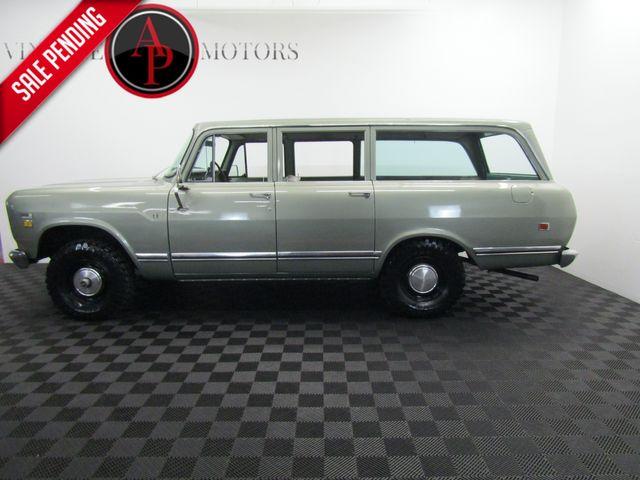 1973 International Travellall V8 4X4 57,000 MILES