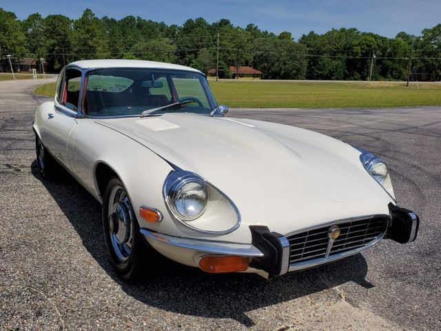 1973 Jaguar E-TYPE V12 2+2 Coupe in Hope Mills, NC 28348