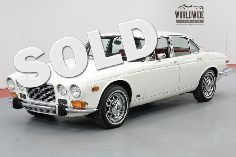 1973 Jaguar XJ6 73000 ACUTAL MILES COMPLETELY REBUILT | Denver, CO | Worldwide Vintage Autos