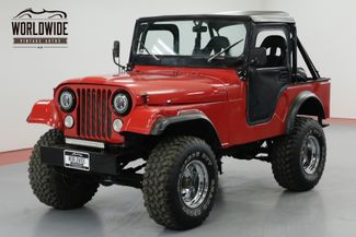 1973 Jeep CJ5 in Denver CO