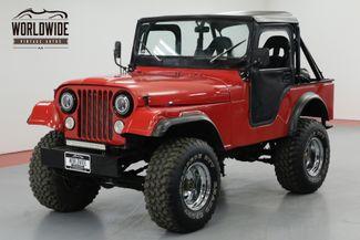 1973 Jeep CJ5 in Denver CO