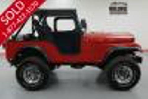 1973 Jeep CJ5 RESTORED LIFTED BIKINI TOP 6 CYL UPGRADES! | Denver, CO | Worldwide Vintage Autos in Denver, CO