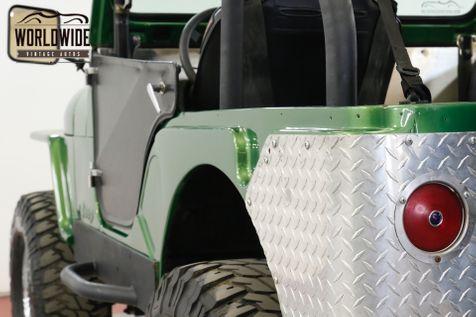1973 Jeep CJ5  CHROME LIFT 35