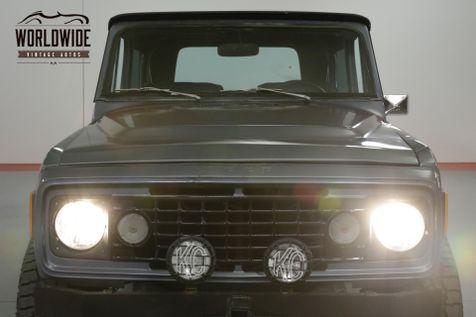 1973 Jeep COMMANDO RESTORED 350 V8 400 AUTO PS    Denver, CO   Worldwide Vintage Autos in Denver, CO