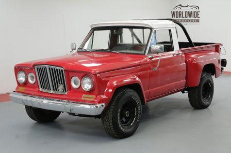 1973 Jeep J10 GLADIATOR 4X4 360 V8 AUTO RARE   Denver, CO   Worldwide Vintage Autos in Denver, CO