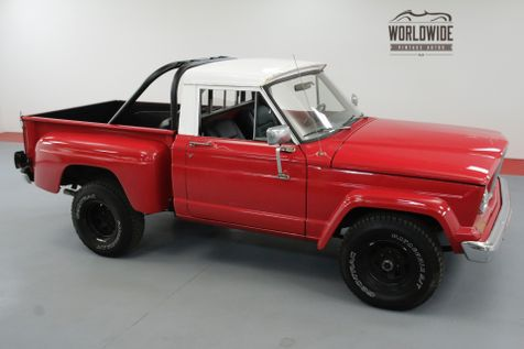 1973 Jeep J10 GLADIATOR 4X4 360 V8 AUTO RARE | Denver, CO | Worldwide Vintage Autos in Denver, CO