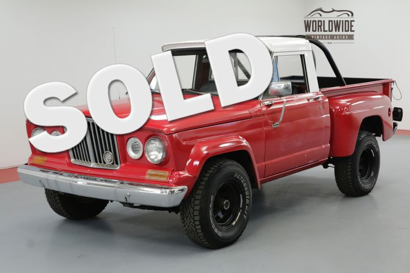 1973 Jeep J10 GLADIATOR 4X4 360 V8 AUTO RARE | Denver, CO | Worldwide Vintage Autos