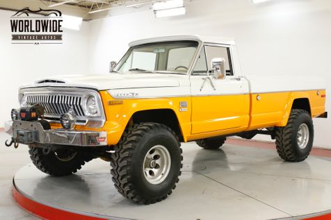 1973 Jeep J4000 61K ORIGINAL MI TIME CAPSULE V8 COLLECTOR  | Denver, CO | Worldwide Vintage Autos in Denver, CO
