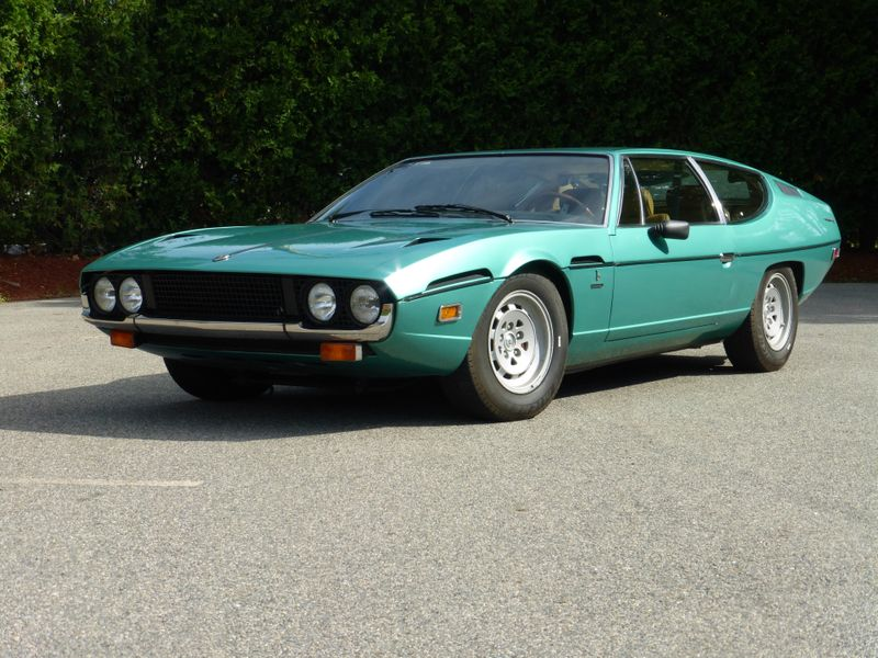 1973 Lamborghini Espada Series III  city MA  European Motorsports  in Lawrence, MA