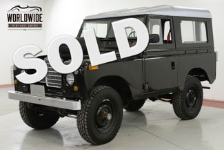 1973 Land Rover SERIES in Denver CO