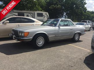 1973 Mercedes-Benz 450 SL in Boerne, Texas 78006