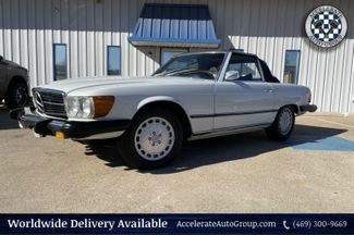 1973 Mercedes 450 SL Convertible in Rowlett