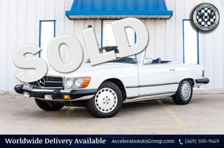 1973 Mercedes 450 SL CONV AUTO TRANS GREAT CRUISER DROP THE TOP & GO! in Rowlett