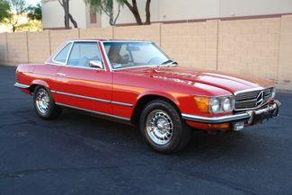1973 Mercedes 450SL Phoenix, AZ