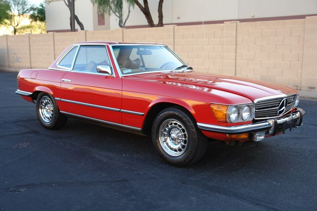 1973 Mercedes 450SL Phoenix, AZ 0