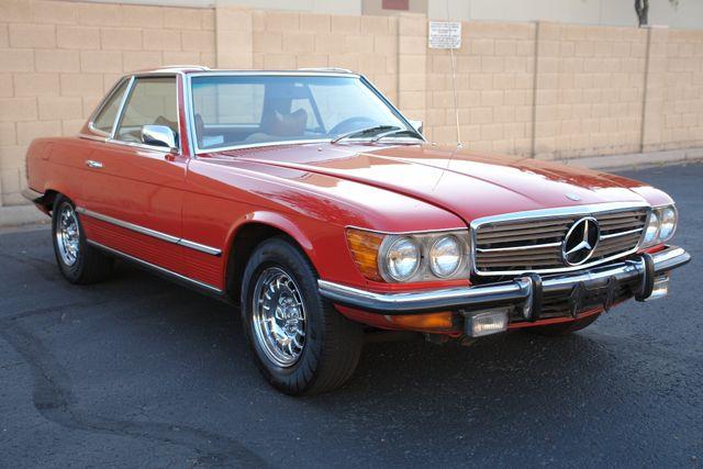 1973 Mercedes 450SL Phoenix, AZ 13
